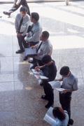 懂得儲備戰力的上班族,才能在職缺出現時,獲得升遷。