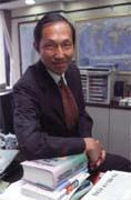 林中斌對解放軍行動邏輯的敏銳度高,專業地位頗受肯定。