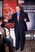 ■今年8月思科改組亞洲區組織,將中國市場自成一區,此舉顯示錢伯斯(圖)更重視未來中國的成長潛力。