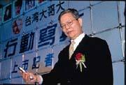 台灣大新總座陳進興,去年為台灣客服賺進2元的每股盈餘。