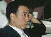 蔡正揚被封殺得「很不甘心」。