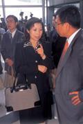 ■吳惠瑜赴任威盛後,坦承離開英特爾是源於先生資料申報的問題。