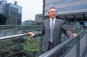 林群(44歲,光寶集團總財務長) 創造適合自己的環境,幸不幸運並不重要