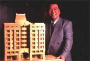 穆椿松認為這一波衝擊超乎一般人所能預料,房地產業者幾乎是措手不及。