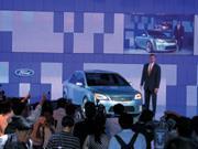 ■福特亞太執行副總裁Mark Schulz強調,北京車展公布的Focus概念車,是為中國市場量身訂做,也可望年底在兩岸上市。