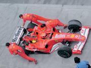 ■法拉利車隊已連續五年奪得F1比賽冠軍,它的成功幾乎與燒錢的手筆畫上等號。