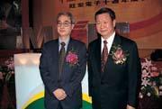 7月底,吳敏求(右)將出面說明旺宏的新發展,屆時將有正面消息公布。