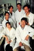泰勝的研發團隊都是學歷高、有衝勁的年輕人。