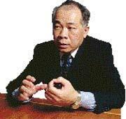 端木惟順說:仙妮蕾德是唯一在台灣設立工廠的外商公司。