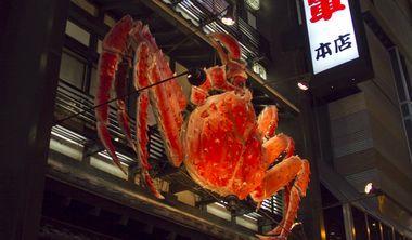 不跟團才能吃得到好螃蟹