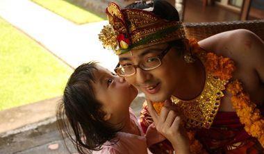 峇里島的皇室婚禮