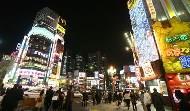 我在東京,夜跑