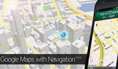 Android版Google Map開放下載