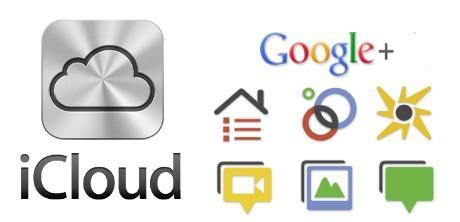 雲端新戰場:Google+和iCloud