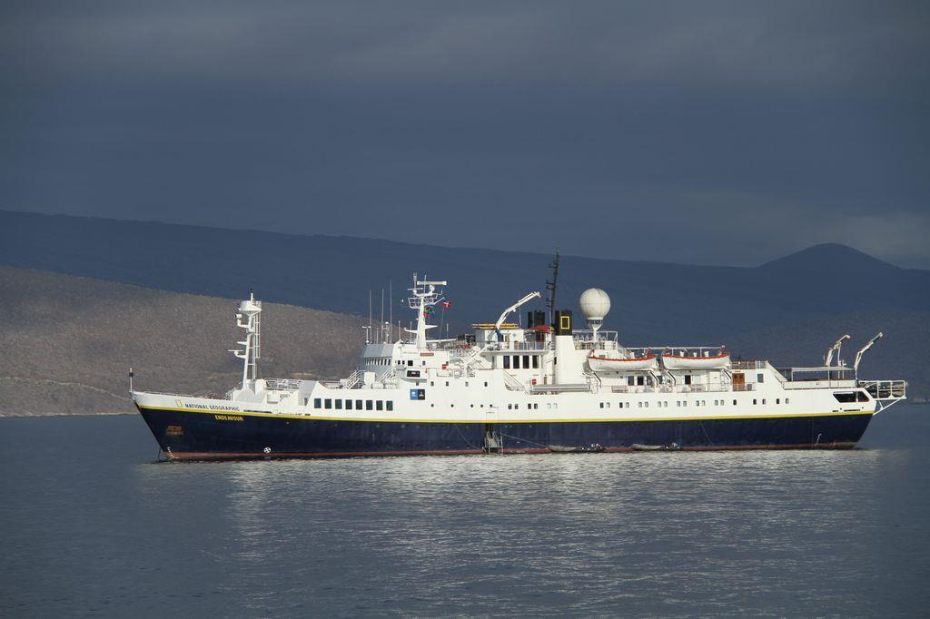 國家地理頻道的船,好想上去啊