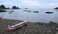 台灣:蘭嶼島上的核廢料
