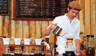 咖啡時尚影響全球