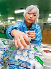 金可旗下的海昌是中國隱形眼鏡與護理液雙龍頭,去年這股旋風也襲向台灣。