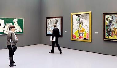 摩納哥首富家族,坐擁包括畢卡索等超過4,000幅名畫,竟選擇大批存放港口。