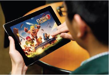 根據媒體報導,玩家每次下載,Clash of Clans 就可創造近新台幣140 元收益,吸金效果驚人。