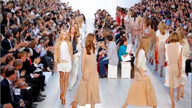 時尚舞台,過去是女人的天下,現在要換男人出頭天。