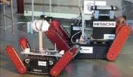 日本舉國開發 可檢測輻射量的核電機器人