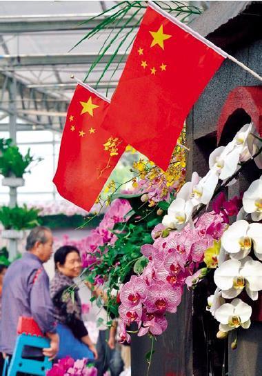 「禁奢令」流彈打中台灣蘭花業,大出各界意料之外。