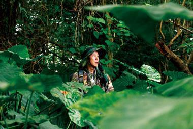 野聲環境生態顧問公司負責人 姜博仁