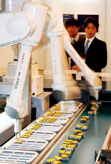 靠獨占全球競爭力,日本發那科股價無畏日圓升值。