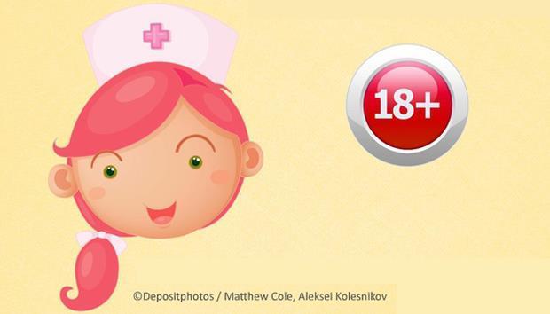 小護士的私密問題(18禁)