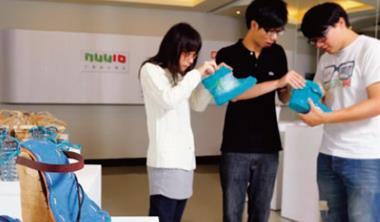 蔣友柏等名人小孩,腳下的台灣童鞋品牌be*U,其設計創意最早就來自聯合大學課堂。