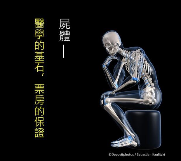 盜墓.謀殺.人皮書:踏在屍體堆上的解剖史