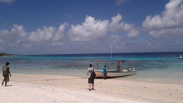 來趟小島旅遊  「看見」地球暖化