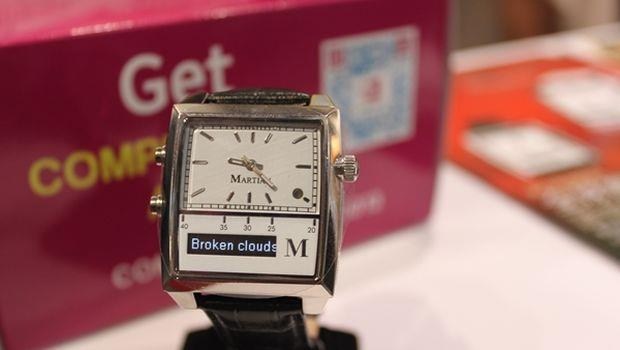 iWatch還能有啥名堂?不知名小廠大推智慧手錶