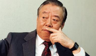 趙廷箴(圖)跟王永慶聯手創辦台塑後,更跨海到美國投資塑化產業,與王永慶一生都在競賽。