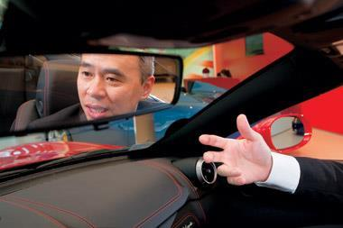 臺灣蒙地拿銷售顧問林聖傑,首度分享他過去七年、服務超過一百八十位法拉利車主的銷售心法。