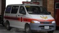 一輛救護車要載3萬多人,你最好祈禱自己用不到