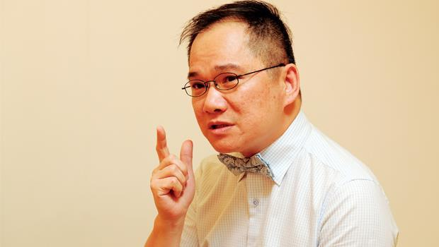 大蘋果兒童青少年牙醫診所院長、中華民國兒童牙科醫學會理事長 蔡珍重