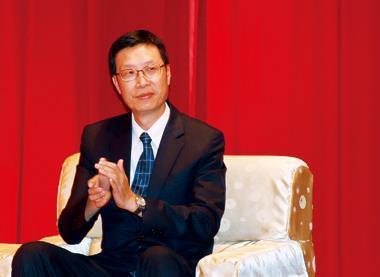 服貿協議是金管會主委陳裕璋(圖)政績,也攸關金融業大陸布局,如今須合力護駕以求在立院過關。