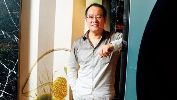 新加坡餐飲業協會會長、同樂餐飲集團總裁 周家萌