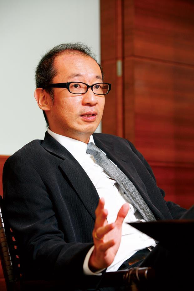 晶華董事長潘思亮認為中國市場潛力大,未來將以雙品牌搶攻市場。