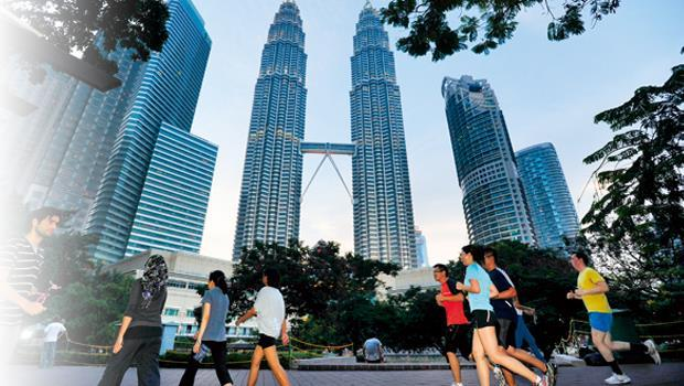 馬來西亞預料將現經常帳赤字,金融市場恐有動盪。