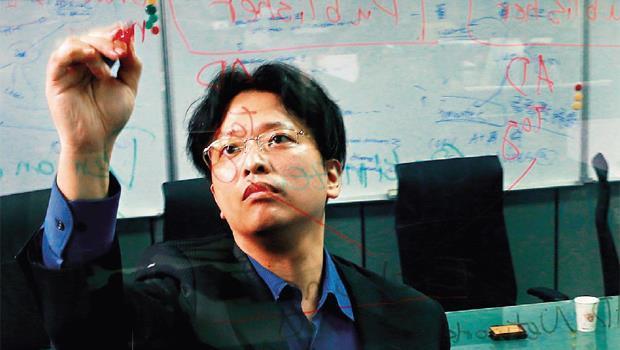 阿碼科技創辦人兼執行長 黃耀文