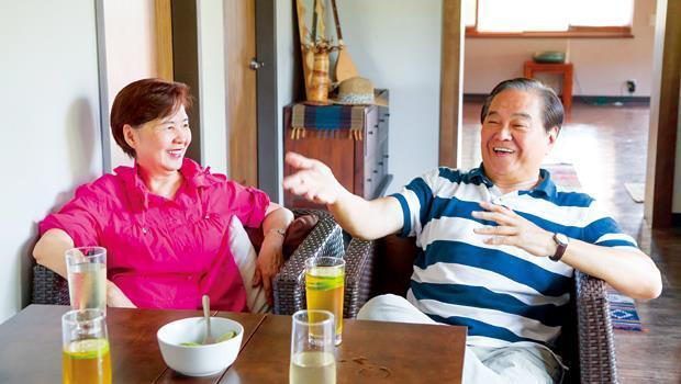 陶爸與陶媽從莊園改造談家庭、工作與人生。