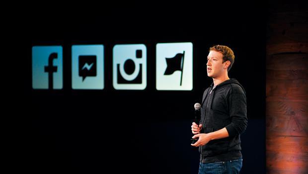 臉書推動手機行動廣告奏效,不僅扭轉股價,創辦人佐伯格身價也突破200億美元。