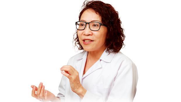 書田泌尿科眼科診所復健科主任 潘筱萍