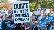 數據會說話:美國夢快破滅了