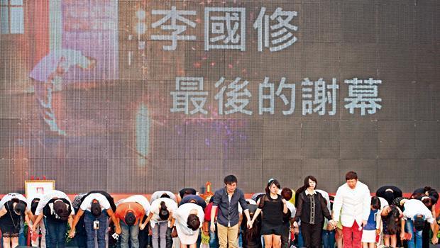 「這是我最後一次謝幕,我留下了27個劇本……。」這是李國修臨終前留下的一段話,他也是少數堅持原創的台灣現代劇作家。