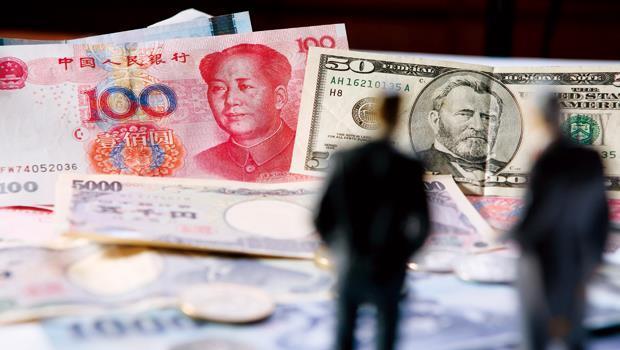 中國總理李克強宣示經濟成長率下限,讓長期弱勢整理的陸股和匯市看漲。
