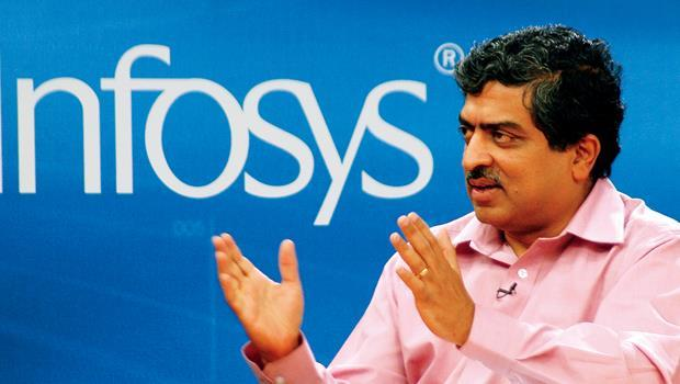 印度企業家尼勒卡尼立志讓國民擁有自己的身分證。
